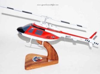 HT-18 Vigilant Eagles TH-57 Model