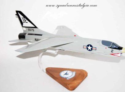 VC-2 Fleet Composite Squadron Two F-8 Model