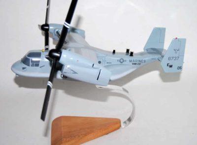 VMM-261 Raging Bull MV-22 Model
