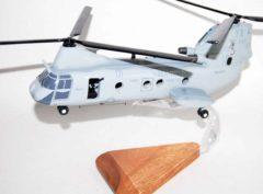 HMM-166 Sea Elk CH-46 Model