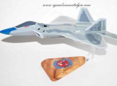 149th FS SIC Semper Tyrannis F-22