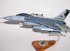 185th Fighter Wing F-16 Fighting Falcon Model