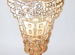 USNA 1988 Crest