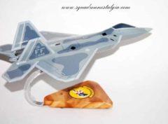 27th FS Fighting Eagles F-22