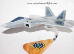 43rd FS Hornets F-22