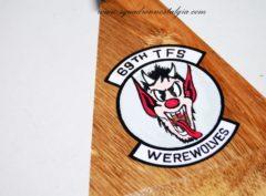 69th Fighter Squadron Werewolves F-4E