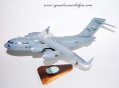 7th Airlift Squadron C-17a Model