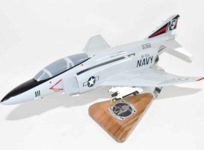 VF-154 Black Knights F-4J (1976) Model