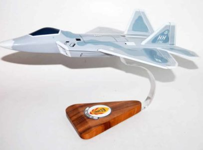 199TH FS Fighting Tikis F-22 Raptor Model