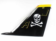 VF-84 Jolly Rogers F-14 Tomcat Tail