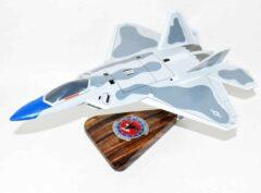 149th FS SIC Semper Tyrannis F-22 Raptor Model