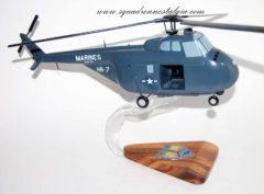 HMR-161 Greyhawks H-19 Model
