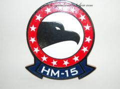 HM-15 Blackhawks Plaque