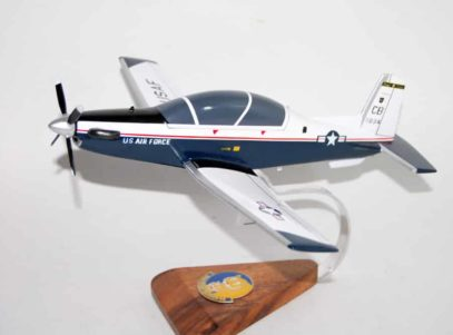 37th Flying Training Squadron Bengal Tigers T-6 II