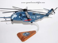 HM-12 Sea Dragons MH-53 Model