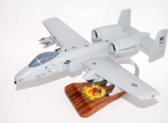 107th FS Red Devils A-10 Model