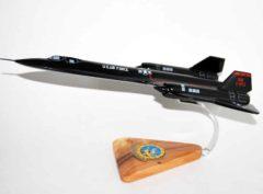 1st Reconnaissance Squadron SR-71 Model