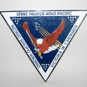Strike Fighter Wing Pacific Plaque