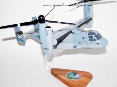VMM-166 Sea Elk MV-22 (8341) Model