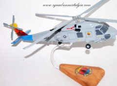 HSL-49 Scorpions SH-60b (1999) Model