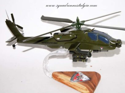 3-17th Air Calvary Silver Spurs AH-64D
