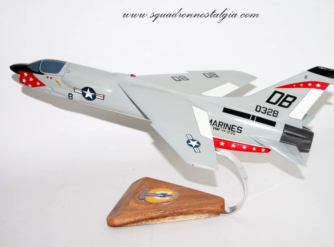 VMF (AW)-235 Death Angels F-8 Model