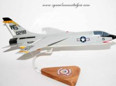 VMF(AW)-323 Death Rattlers F-8 Model