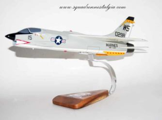 VMF (AW)-323 Death Rattlers Model