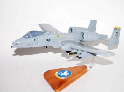 103d Fighter Squadron Black Hogs A-10