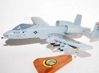 190th Fighter Squadron SkullBangers A-10