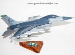 555 FS Triple Nickel F-16C Model