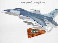 555 FS Triple Nickel F-16C Model