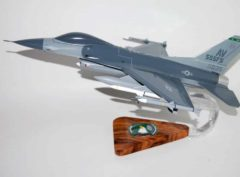 555th Fighter Squadron Triple Nickel F-16C Model