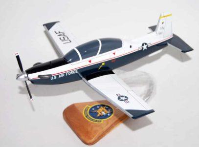 5th Flying Training Squadron Spittin Kittens T-6 II