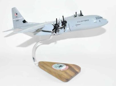 41st Airlift Squadron Blackcats C-130J-30 Model