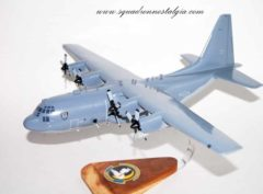 4th SOS Ghostriders AC-130U Model
