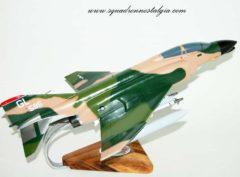 36th TFS Flying Fiends F-4c Model