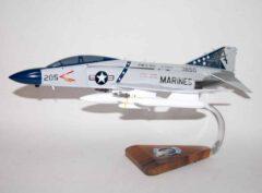 VMFA-451 Warlords 1976 F-4 Model