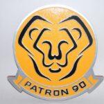 VP-90 Lions Plaque
