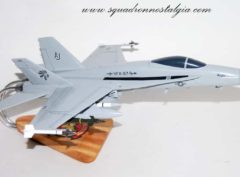 VFA-87 Golden Warriors F/A-18C (1997) Model