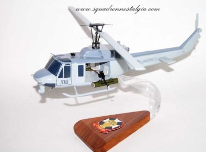 HMLA-169 Vipers UH-1N Model