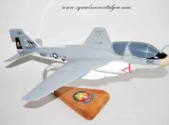 VAQ-136 Gauntlets EA-6b (1970s) Model