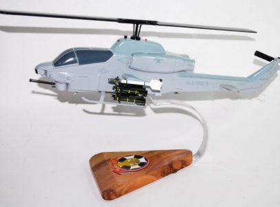 HMLA-169 World Famous Vipers AH-1W Model