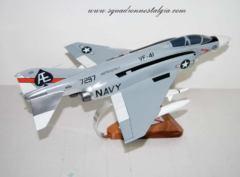 VF-41 Black Aces F-4b Model