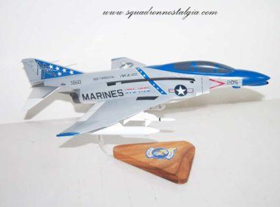 VMFA-451 Warlords F-4 Model
