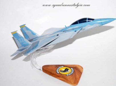 12th Fighter Squadron Dirty Dozen F-15 model