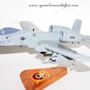303d Fighter Squadron K C Hawgs A-10
