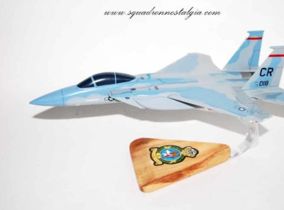 32nd Tactical Fighter Squadron F-15 Model