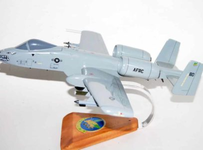 47th Fighter Squadron Termites A-10 Warthog Model