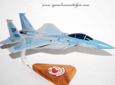 53d Fighter Squadron F-15C Model
